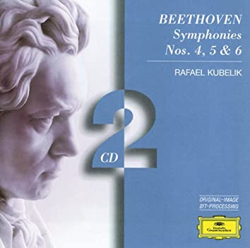 Beethoven: Symphonies Nos.4, 5 & 6