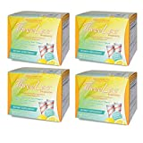 Global Health Trax ThreeLac Probiotic 60 Pkts (4-Pack)