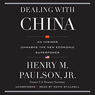 Dealing with China audiobook cover art