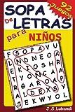 Sopa de Letras para Niños: Volume 1