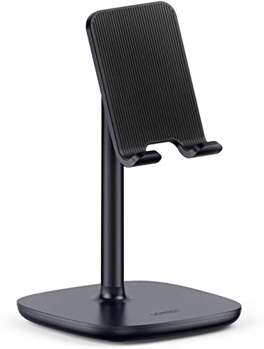 UGREEN Cell Phone Stand Desk Holder Compatible for iPhone 12 Pro Max 11 SE XS XR 8 Plus 6 7 Samsung Galaxy S20 S10 S9...