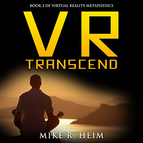 VR Transcend audiobook cover art