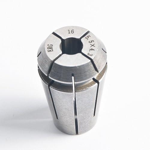 lowest ERG16 5.5×4.3 Advanced Formula Spring Steel Collet Sleeve Tap,For online Lathe popular CNC Engraving Machine & Lathe Milling Chuck sale