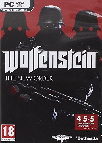 WOLFENSTEIN- THE NEW ORDER PC
