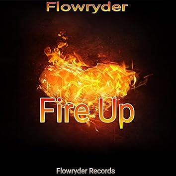 Fire Up (Maxi Single)