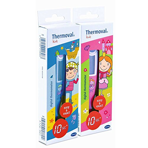 Thermoval kids Digitales Fieberthermometer, 1 Stück