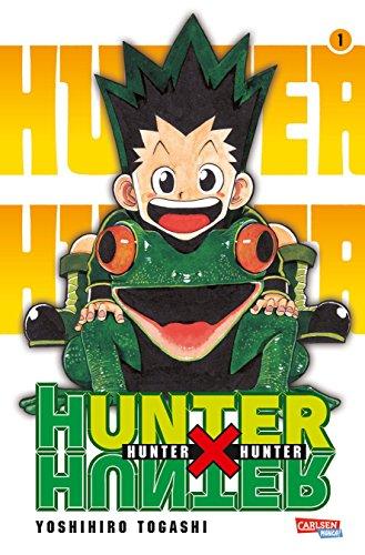 Hunter X Hunter, Band 1