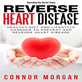 Reverse Heart Disease audiobook cover art