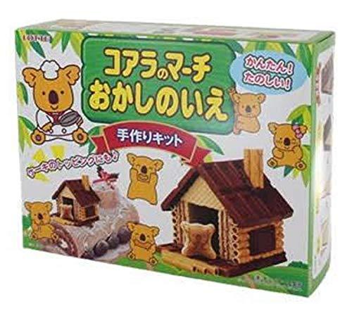 ロッテ コアラのマーチ お菓子の家手作りキット 1箱