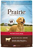 Prairie Real Beef & Barley Recipe Natural Dry Dog Food by Nature's...
