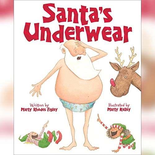 Santa's Underwear audiobook cover art
