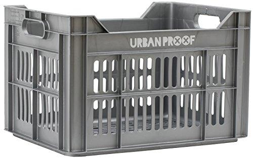 Urban Proof Fahrrad Box Einheitsgröße Silber