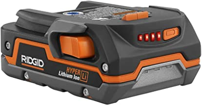 Ridgid 130183040 18V 1.5 Ah Lithium-Ion Battery with Fuel Gauge