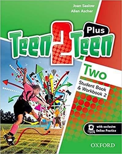 Teen2Teen 2 - Student's Book Pack (+ Workbook)