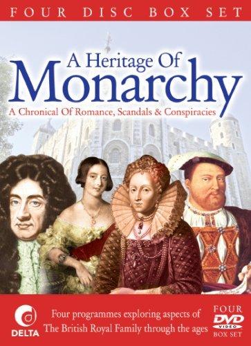 Preisvergleich Produktbild A Heritage Of Monarchy - A Chronical Of Romance