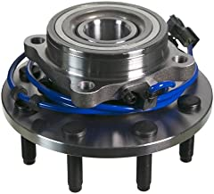 MOOG 515063 Wheel Bearing and Hub Assembly