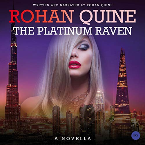The Platinum Raven cover art