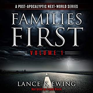 Families First audiobook cover art