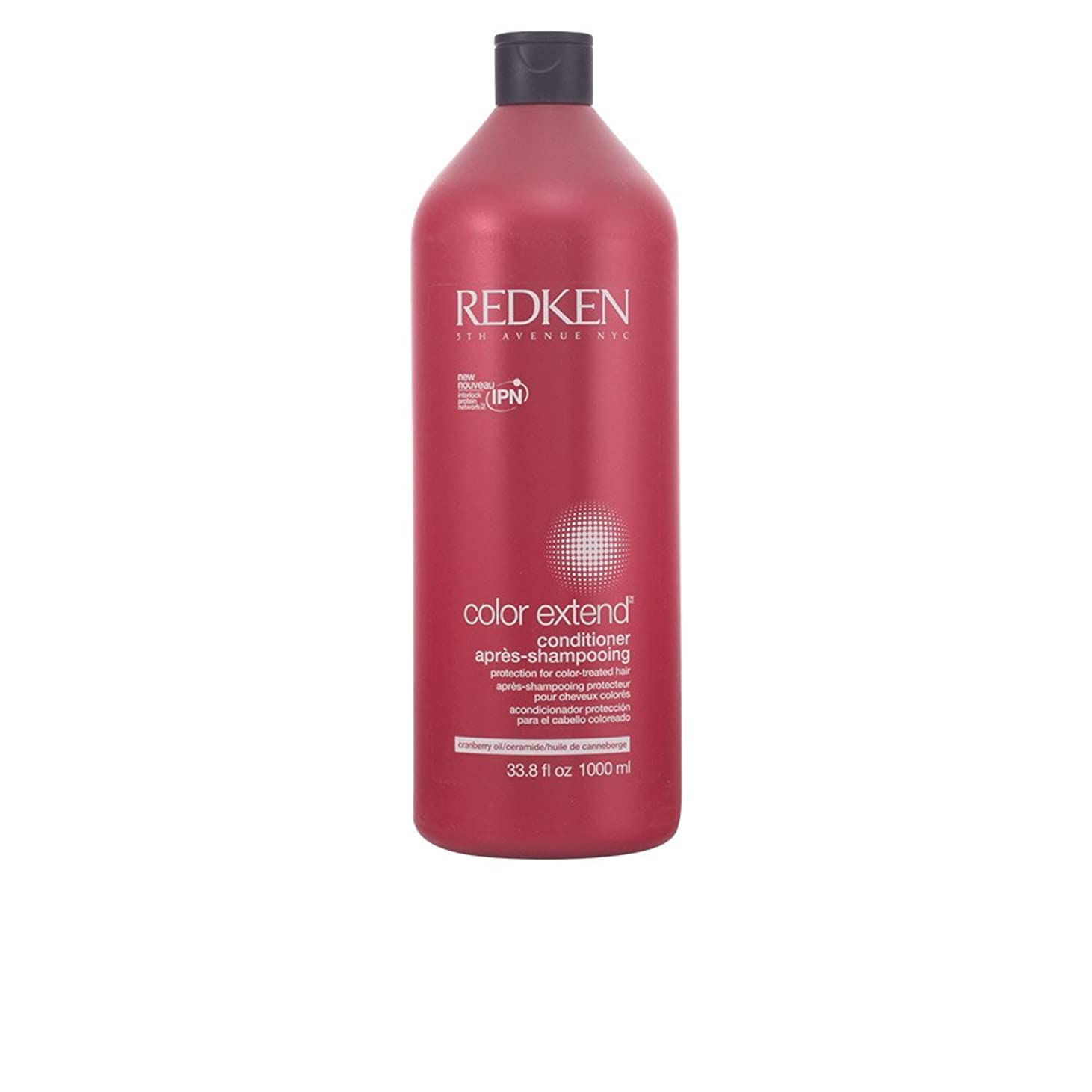 スタイル傾斜散髪Redken Color Extend Conditioner 975 ml or 33oz (並行輸入品)