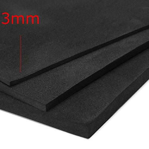 Raw Materials Foam - 200x200mm Anti Static Pin Insertion High Density Foam 3/5/10mm (3mm) - 1x V Groove Router Bit