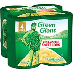 Creamy and delicious sweet flavor Makes a great side dish Picked at the peak of freshness All natural ingredients Fat-free