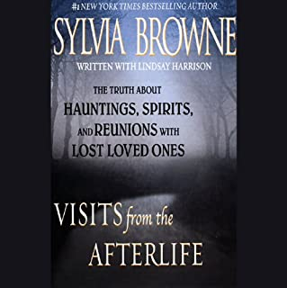 Visits from the Afterlife audiobook cover art