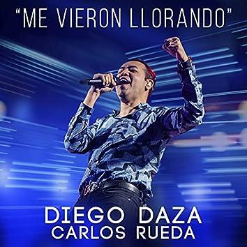 Me Vieron Llorando (Live)
