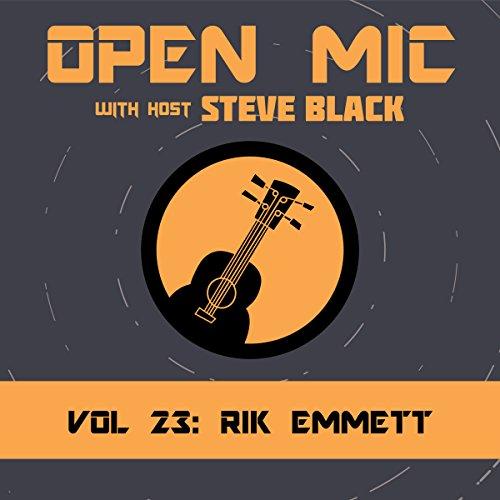 Rik Emmett audiobook cover art