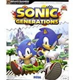[SONIC GENERATIONS OFFICIAL STRATEGY GUIDE] by (Author)BradyGames on Nov-04-11 - Penguin Books Ltd - 04/11/2011