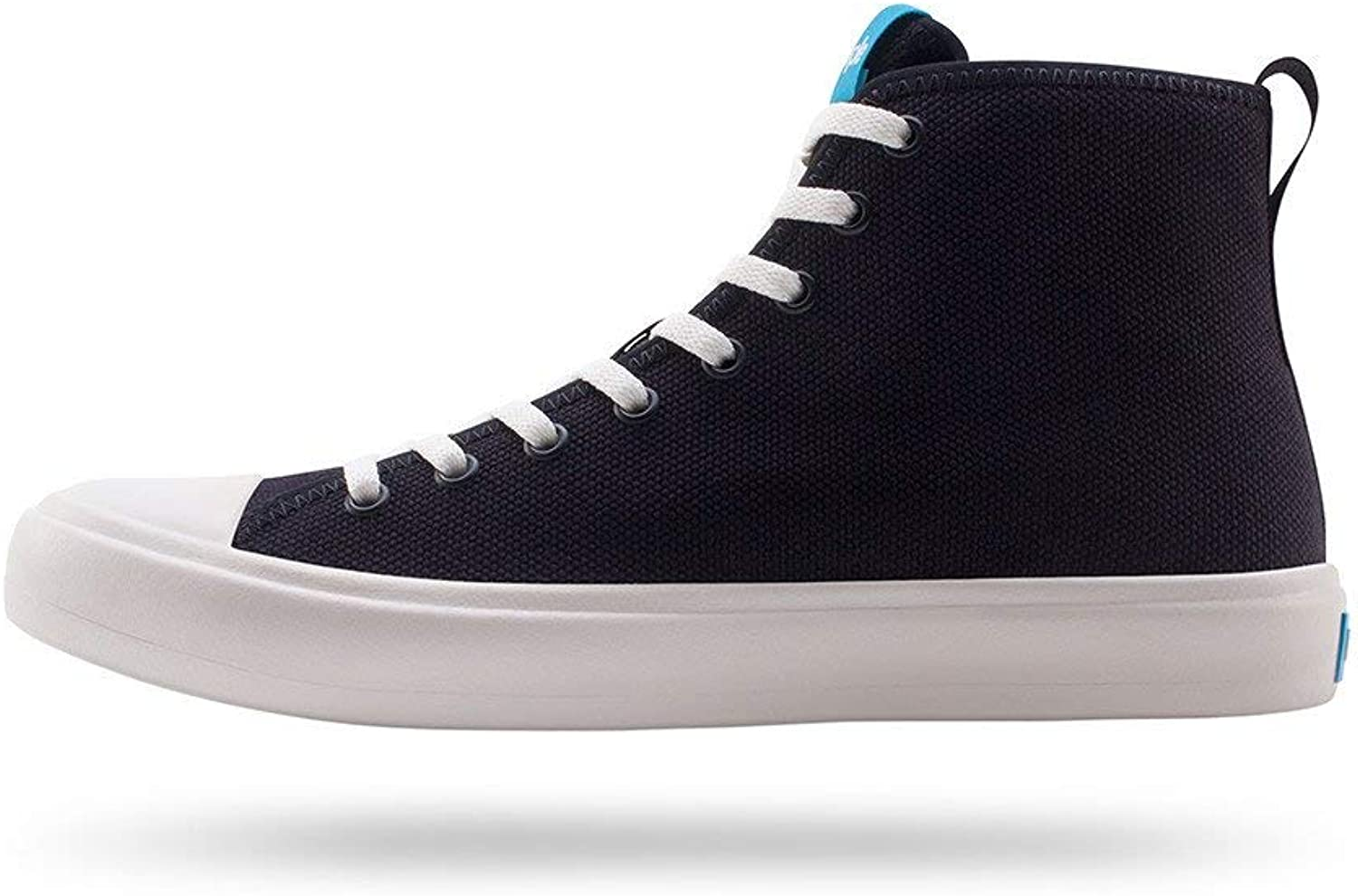 People Footwear The Phillips Classic Sneaker, Really Black Picket White, Mens 3
