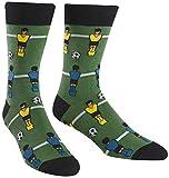 Sock It To Me Herren-Crew Socken - Tischfußball