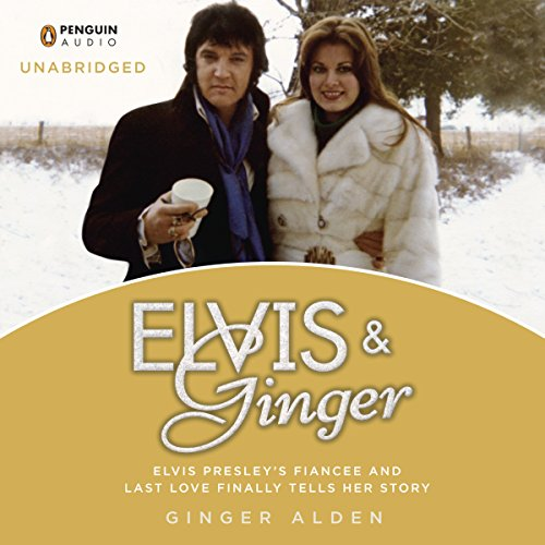 Elvis and Ginger audiobook cover art