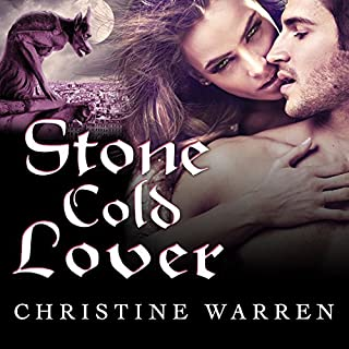 Stone Cold Lover audiobook cover art