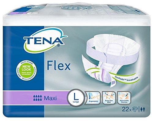 Tena Flex Maxi Comfistretch Pannolini per Adulti -...