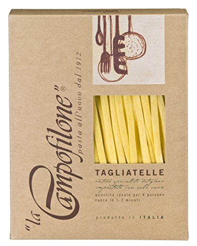 La Campofilone Tagliatelle (Eierpasta), 2er Pack