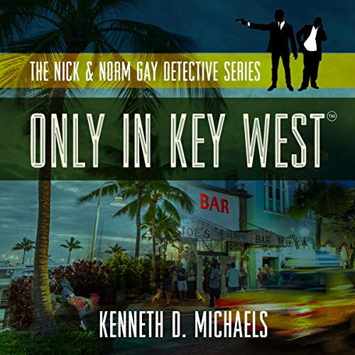 Only in Key West audiobook cover art