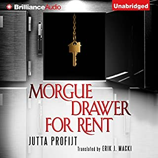Morgue Drawer for Rent cover art