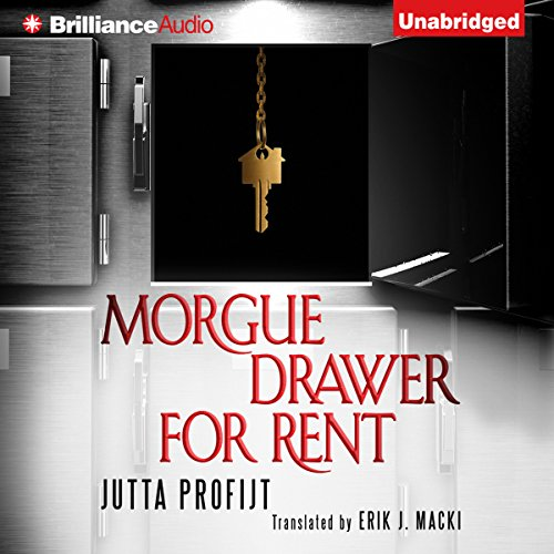 Morgue Drawer for Rent audiobook cover art