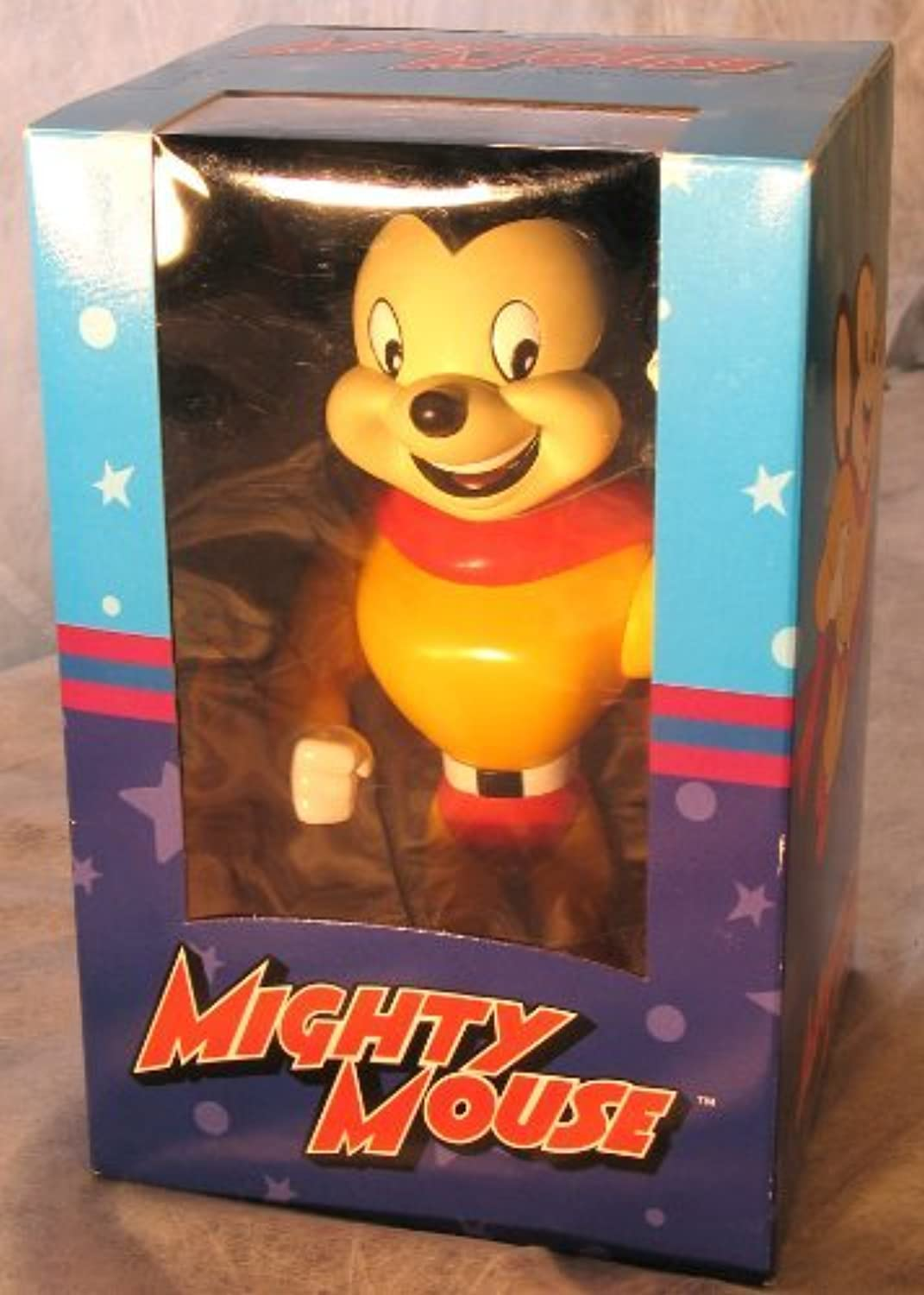 calidad fantástica Mighty Mouse Mouse Mouse Vinyl Figura by Dark Horse  venderse como panqueques