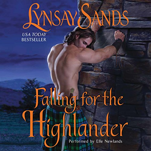 Falling for the Highlander audiobook cover art