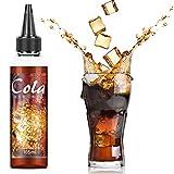 電子タバコ リキッド コーラ 大容量 アイスメンソール10ml付き 自作でブレンド可能 リアルフレーバー 独自製法 115ml DBL