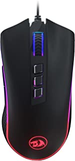 Mouse Gamer Óptico RGB Redragon King Cobra RGB 24.000 DPI - M711-FPS-1