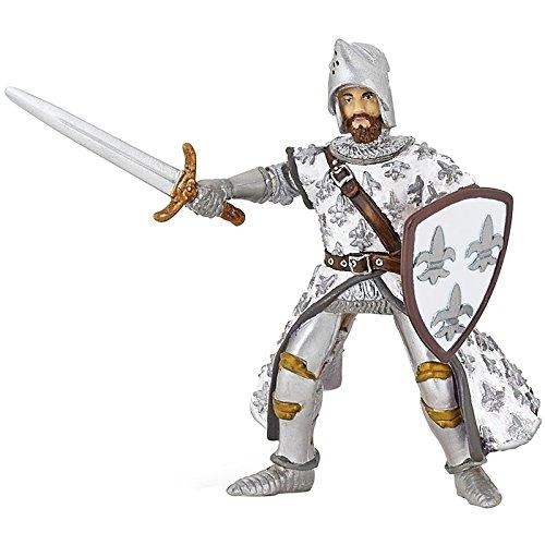 Papo 39791 Prinz Philip, Weiß, Spiel, Mehrfarbig