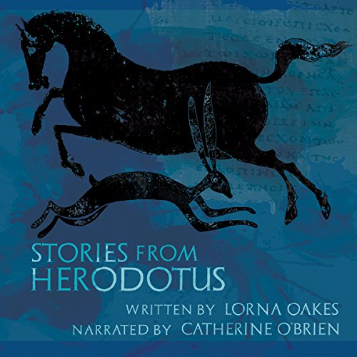 Stories from Herodotus audiobook cover art