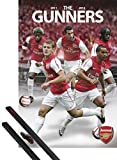 1art1 FC Arsenal Poster (91x61 cm) FC Arsenal, Players