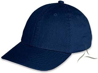 Fair Hemp Hemp & Organic Cotton Kids EcoWashed Baseball Hat (Blue)