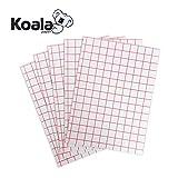 Koala Paper Light T-Shirt Transfer for White or Light Color Fabric 8.5X11 Inches