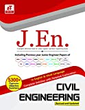 5300+ MCQs : Civil Engineering - Practice Book for ALL JUNIOR ENGINEER Exams