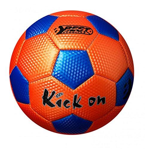 Best Sporting Fußball Kick on, 32 Felder, blau/orange oder orange/blau, Farbe:orange/blau