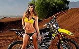 TST INNOPRINT CO Motocross Hot Girl Bikini...